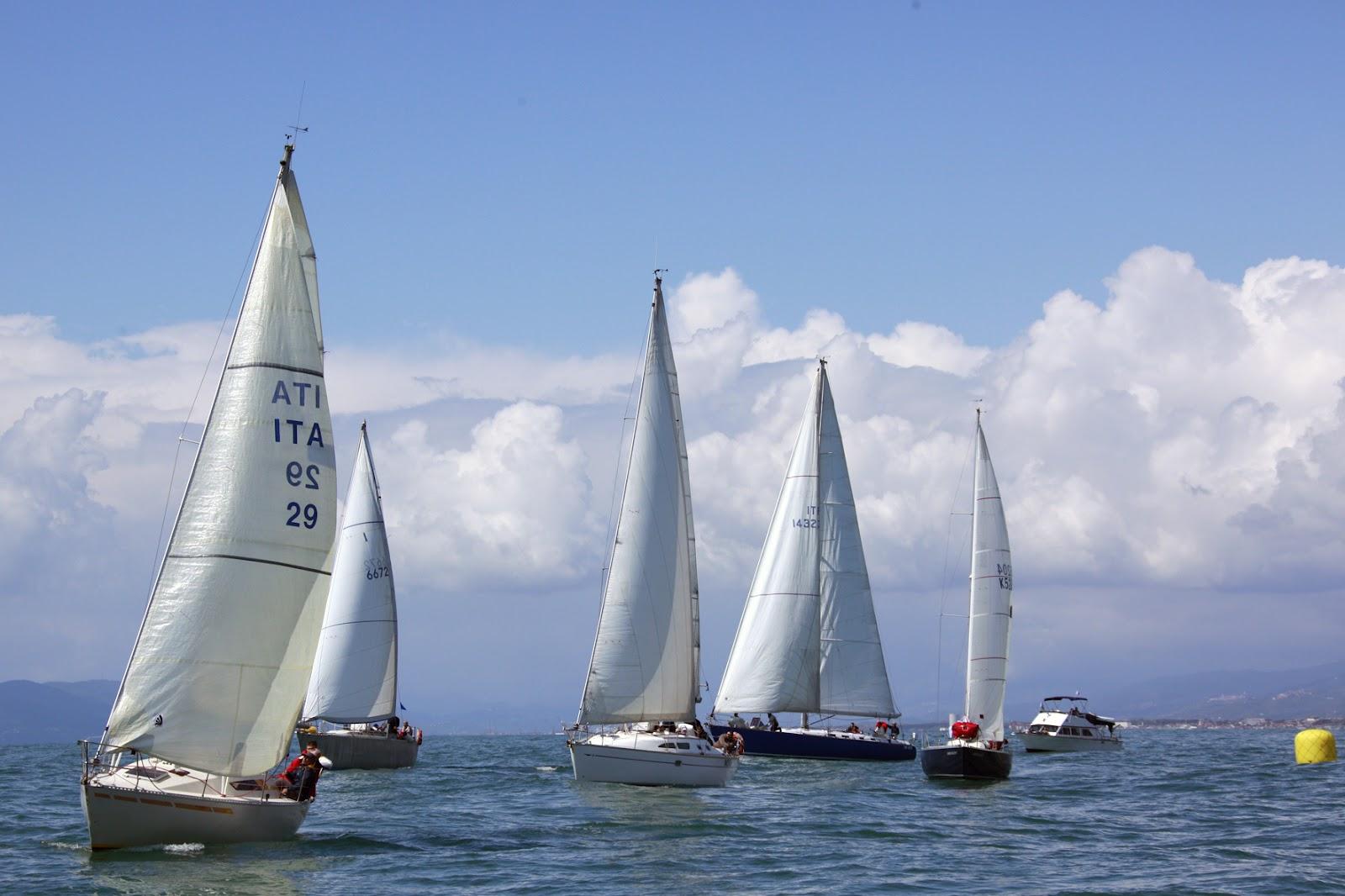 Navigamus blog a vela conclusa con successo la regata dei cetacei classifica - Bagno flora viareggio ...