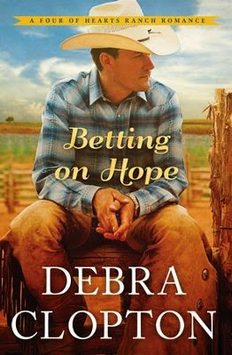 book review of Betting On Hope by Debra Clopton (Thomas Nelson) by papertapepins