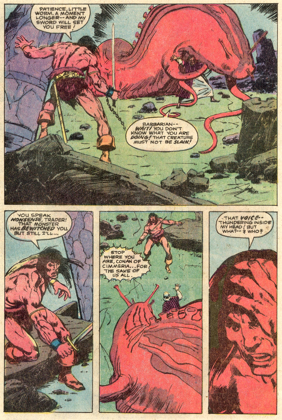 Conan the Barbarian (1970) Issue #116 #128 - English 20