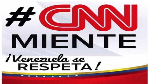 CNN, Venezuela,