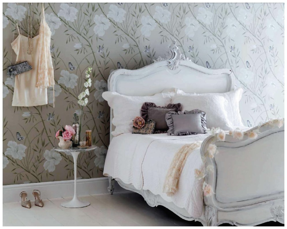 Image chambre vintage for Chambre vintage retro