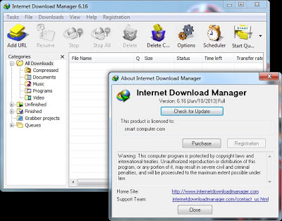 Download IDM 6.16 Full Crack dan Patch