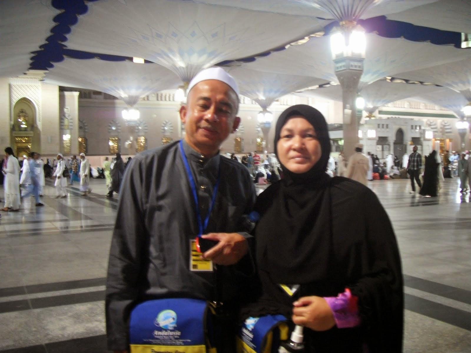 Selepas Subuh Masjid Nabawi