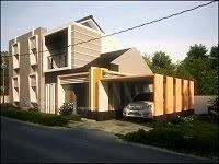 MINIMALIST HOUSE - MR DHIKA