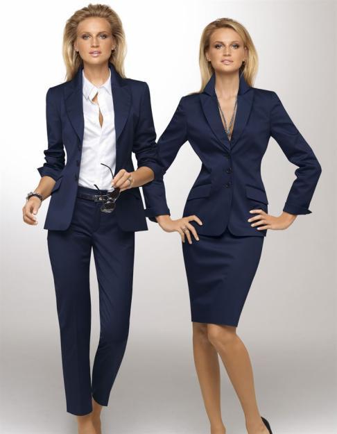 Vestidos: Trajes sastre para ir a la oficina