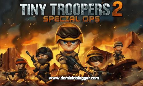 Se parte de las fuerzas especiales en el juego Tiny Troopers 2 Special Ops