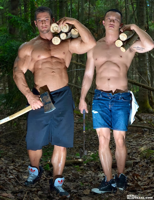 Archer Quan and Christian Power