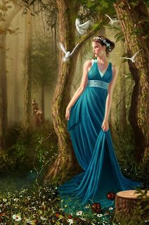 Greek Goddess Persephone