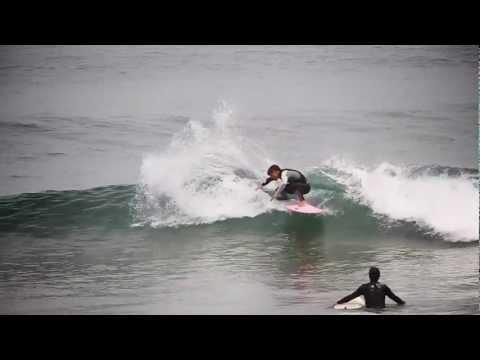 Aritz Aranburu: La experiencia del Surf