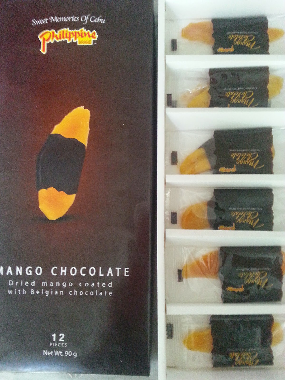 Savour Philippines: Top Pick Choco Dipped Mangoes