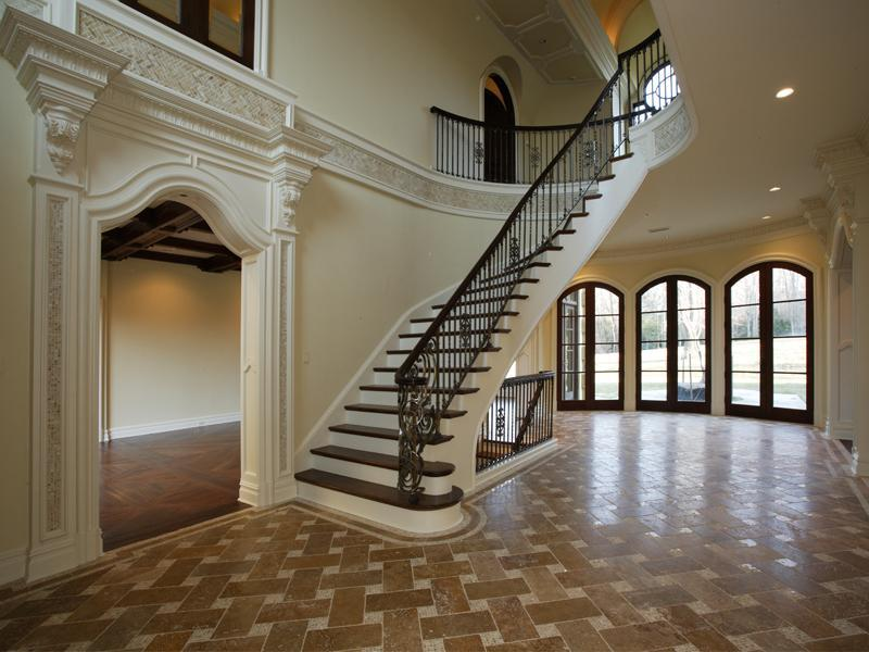 Victorian Home Foyer : Old world gothic and victorian interior design
