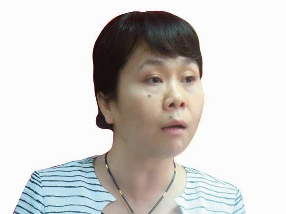 Bà Nguyễn Vân Chi