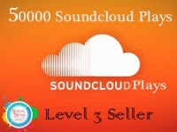 50,000 soundcloud plays