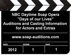 Days of Our Lives Casting