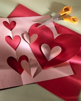 Valentine S Day Crafts 9 Steps To Making A Valentine S Day Card