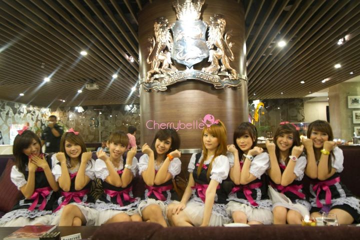 Cherry Belle � Love Is You
