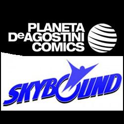 Skybound y Planeta DeAgostini Cómics