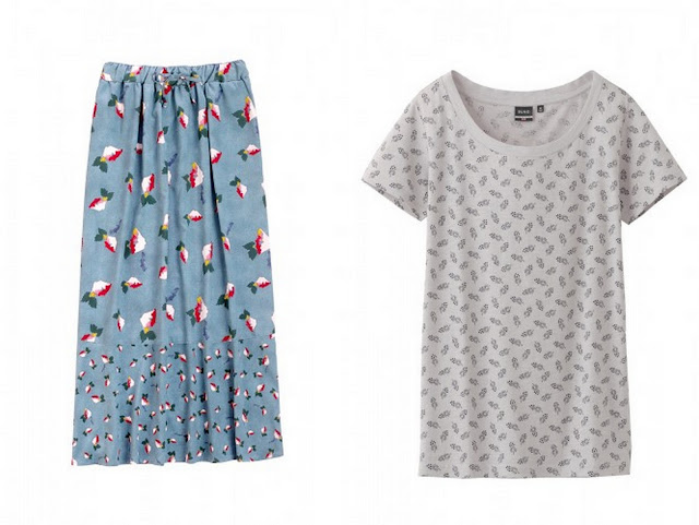 SUNO & UNIQLO, MAY 2013, COLLABORATION, COLLECTION