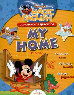 Magic English Disney - My Home