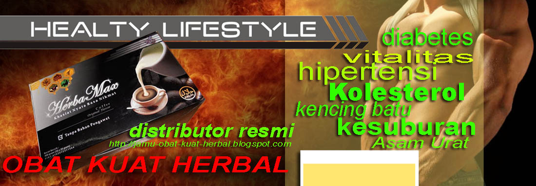 JAMU | OBAT KUAT | HERBAL | 100 % ALAMI | HERBAMAX