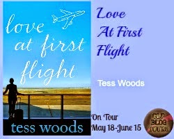 Tess Woods on tour