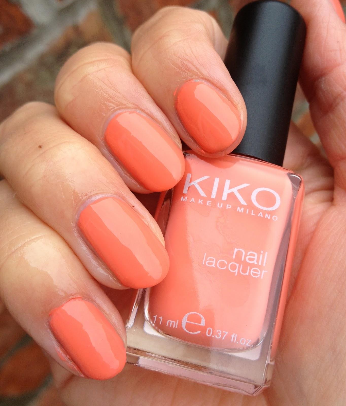 Kiko Nail Polish Uk