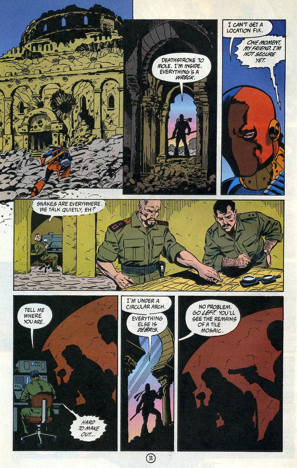 Deathstroke (1991) Issue #3 #8 - English 14