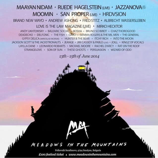 Meadows In The Mountains festival 2014
