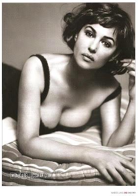 Monica Bellucci GQ Italia Pics