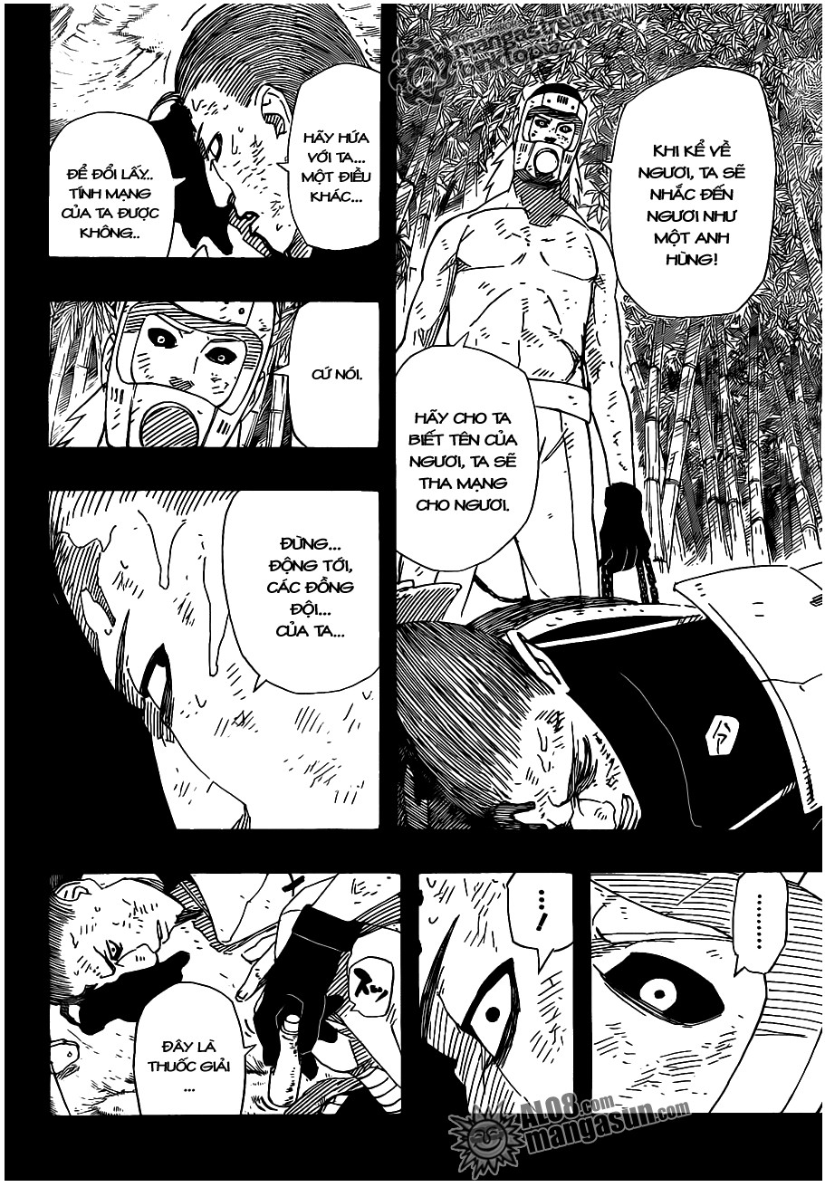 Naruto chap 532 Trang 7 - Mangak.info