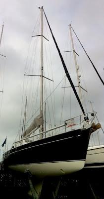Yacht Survey of Beneteau 50, Ancasta Swanwick, Southampton