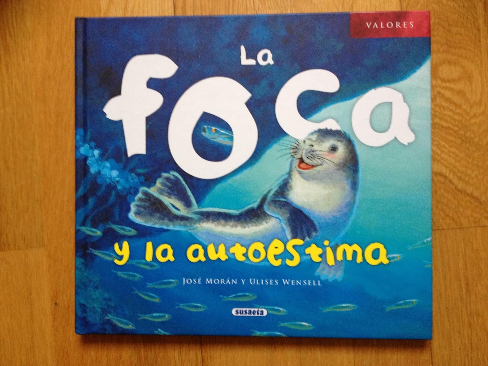 Asturias con niños, a dónde vamos hoy? a leer la foca y la autoestima