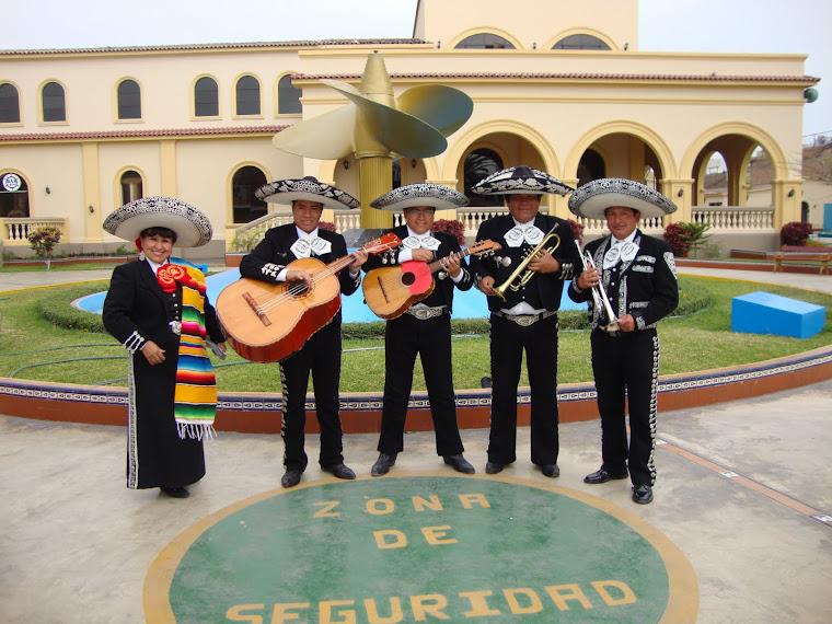Mariachi Nuevo Jalisco de César Rivera