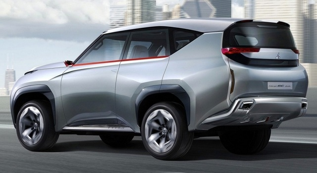 Mitsubishi cars review - HMGF