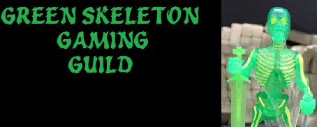 Green Skeleton Gaming Guild