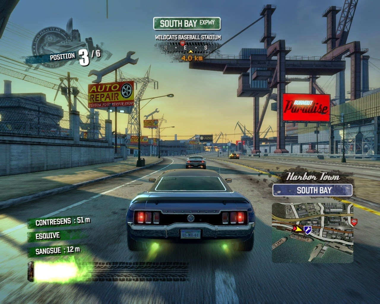 Burnout Paradise Racing Game Free Download For Pc 2014