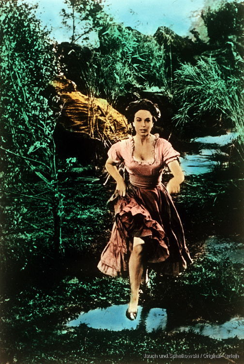 Marla Landi as Cecile Baskerville (Stapleton's DAUGHTER )