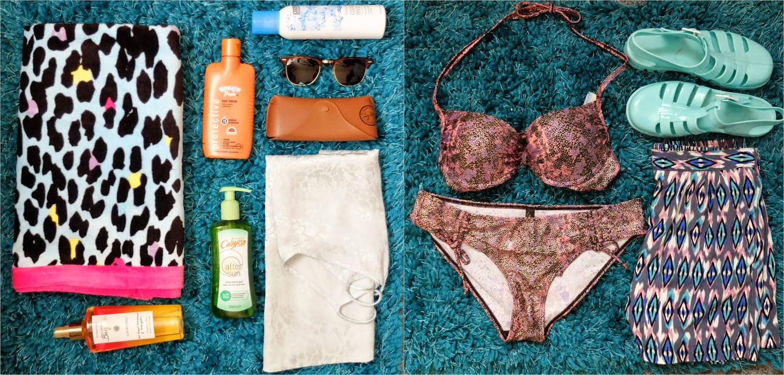 beach holiday essentials with ann summers on hello terri lowe uk blog.