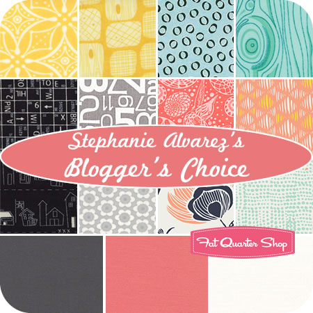 Fat Quarter Shop Blogger's Choice Bundle