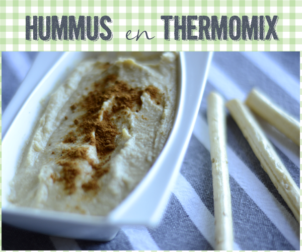Hummus Thermomix