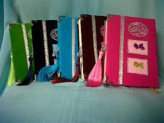 Quran pelangi untuk dijual, terbaik dipasaran, harga murah untuk tempahan