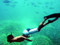 St Lucia romantic honeymoon diving