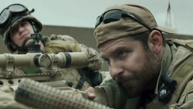 Amerikai mesterlövész / American Sniper [2014]