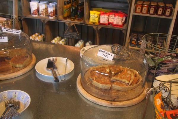 Preston Bissett Coffee Shop