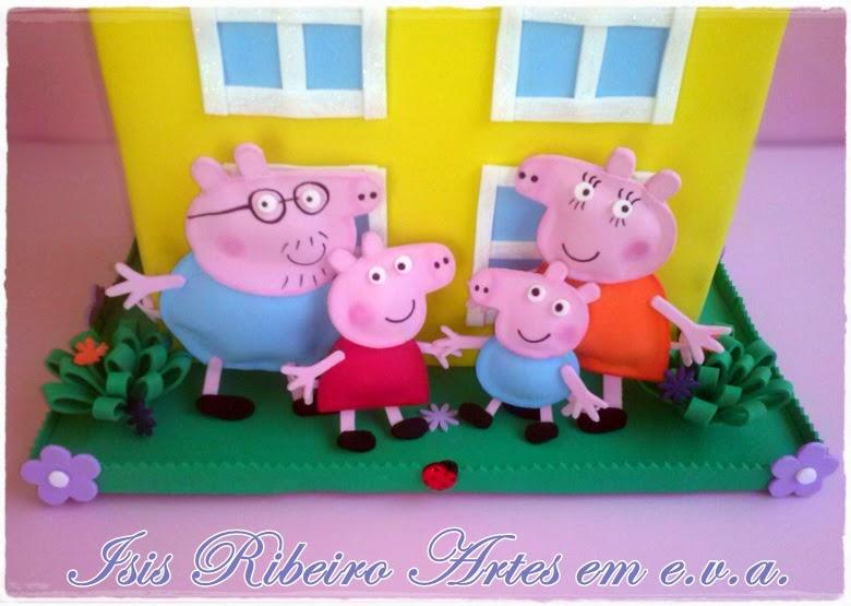Aniversário Peppa Pig