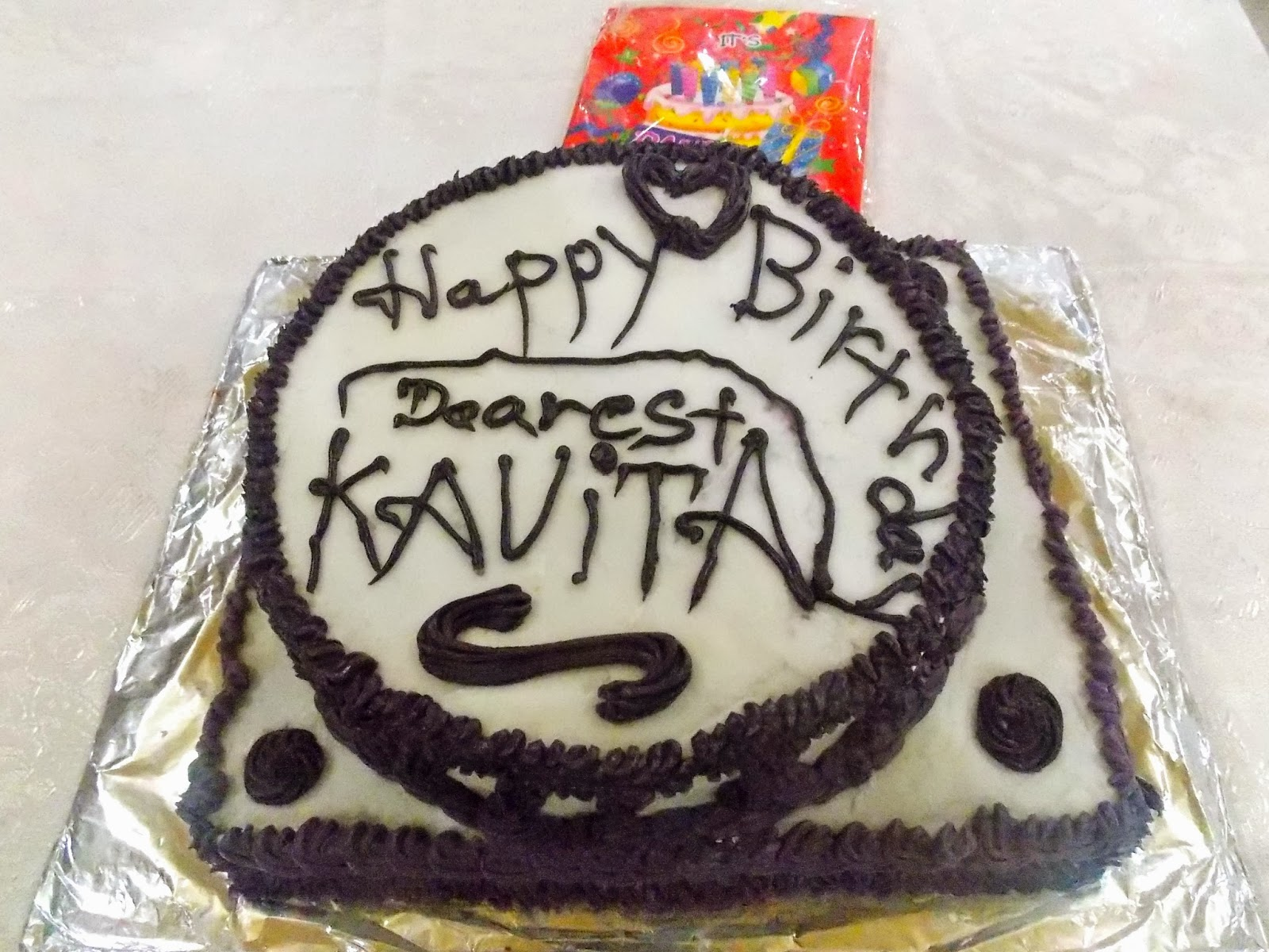 Cake Images Kavita : We travel not for trafficking alone: January 2014