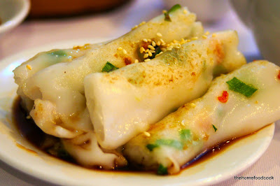 thehomefoodcook - dim sum - fried cheung fan