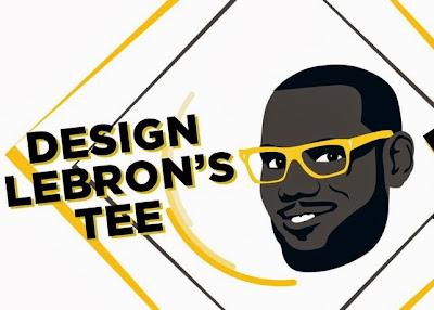 Nike invita a los fans de LeBron James a diseñar su nueva camiseta