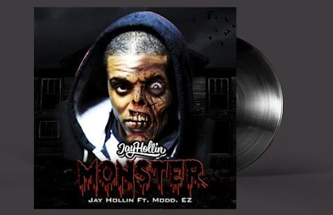 SONG REVIEW: Jay Hollin - Monster Ft. Modd E.Z & Vicci [Prod. Epistra Beats]