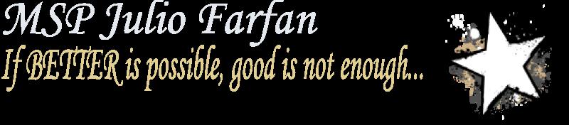 MSP Julio Farfan